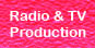 P.G. Diploma in Radio & TV Production